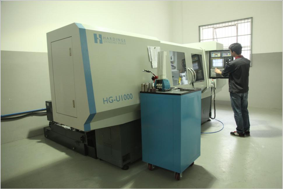 广州晶品压塑制盖机模具高精度磨削加工设备
