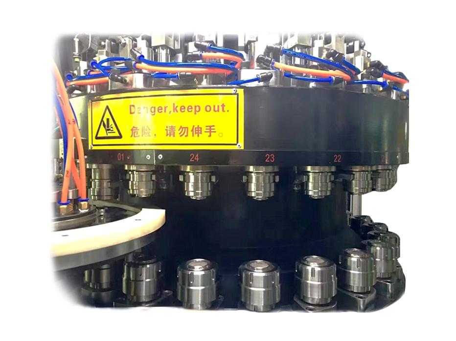 压塑制盖机-24D